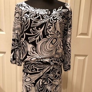 BCBG Maxazaria mini dress/tunic. SZ S